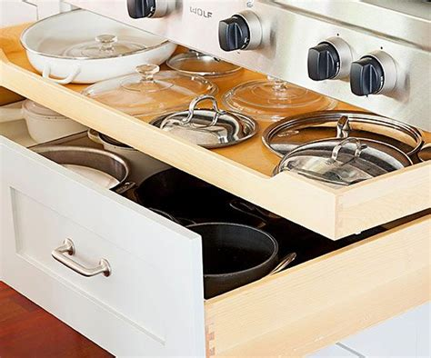 cabinet drawers kitchen 25 best ideas about storing pot lids on pot 6501
