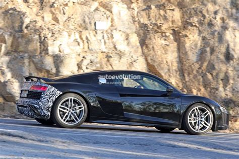 2019 Audi R8 Gt Flaunts Two Huge Oval Exhaust