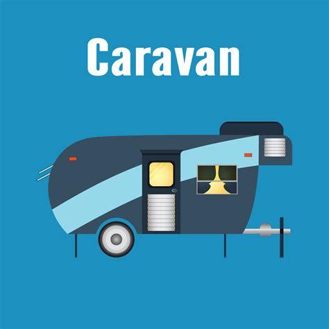 camper  vector art   downloads