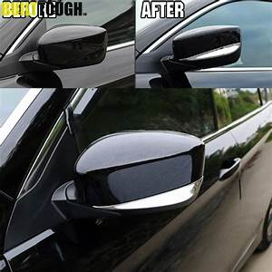For Honda Accord 2008 2017 Door Side Mirror Chrome Cover