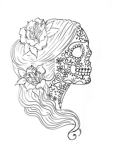 mindfulness colouring sheets - Google Search   Skull