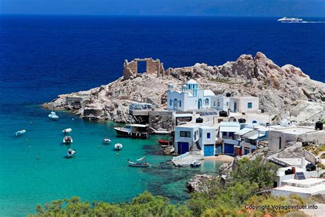 Milos Thousand Options Of Color Blue! Perfectyachts