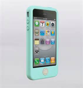 iphone 4 and 4s switcheasy colors pastels iphone 4 4s mint