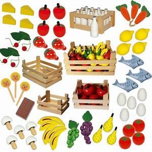 Spielküche Zubehör Holz : lebensmittel holz zubeh r kaufmannsladen kaufladen kinderk che obst gem se ebay ~ Orissabook.com Haus und Dekorationen