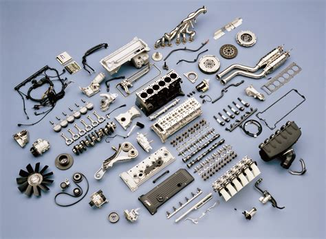 Component Parts Of Internal