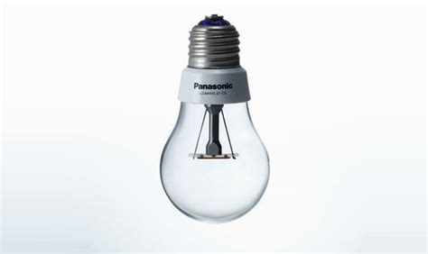 panasonic led bulb 187 retail design