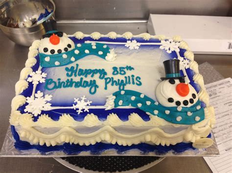 sheet snowmen cake cakes drawings   snowman
