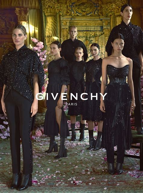 givenchy fall winter  ad campaign featuring  studded shark tote bragmybag