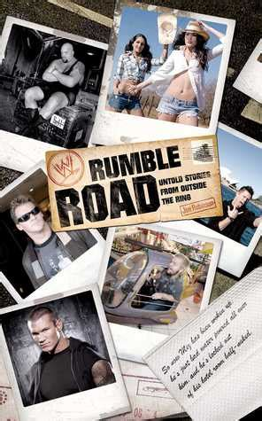 rumble road untold stories    ring  jon robinson