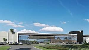RLH Construction seeks subcontractors for new Lexus of