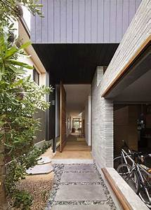La Maison Cologique Ouverte Par Andrew Burges Architects