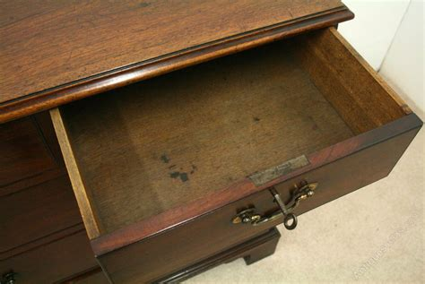 atlas kitchen cabinets george iii neat sized mahogany chest of drawers antiques 1382