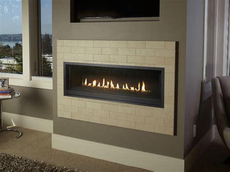 fireplace xtrordinair probuilder  linear gas fireplace