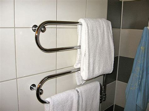 heated towel rack installing a heated towel rack
