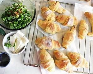 Mini Croissant Apéritif : mini croissants ap ritif au saumon au thermomix recette ~ Melissatoandfro.com Idées de Décoration