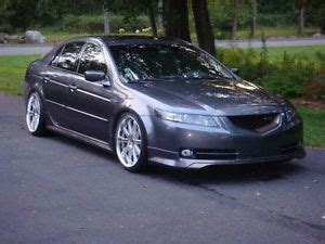 2004 Acura Tl Lip Kit by Acura Tl A Spec Kit On Popscreen