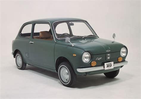 Subaru R2 : 1969 | Cartype