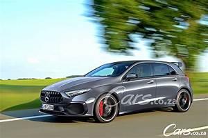 Mercedes Classe A 2018 : rendering next gen mercedes amg a45 2018 ~ Medecine-chirurgie-esthetiques.com Avis de Voitures