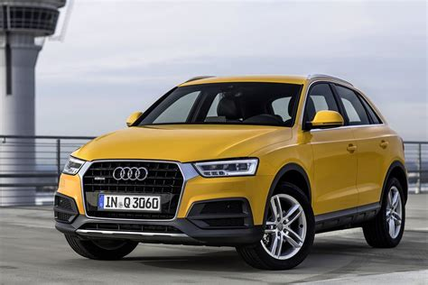 New Audi Q3 14 Tfsi Launched In India At Inr 322 Lakh