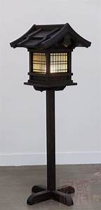 Japanese Wooden Lantern, Outdoor (WL2) | Things to Wear ...