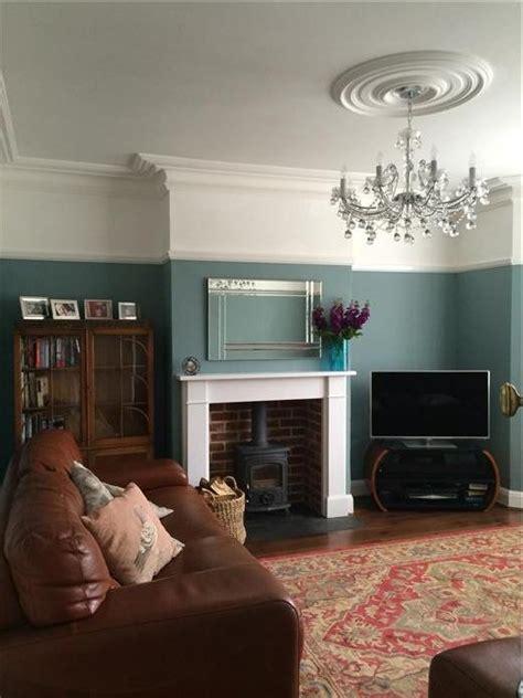 trim colour series  oval room blue london painters