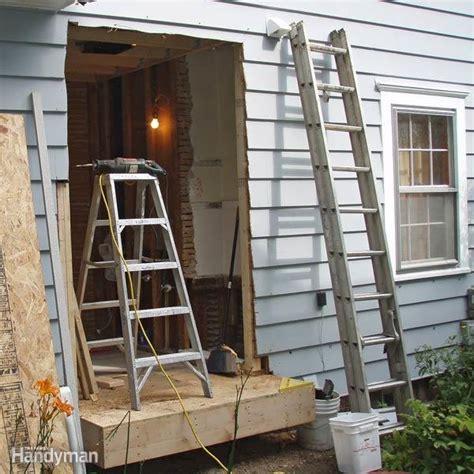 bump  addition  family handyman