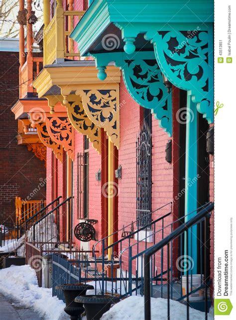 Colorful Balcony Stock Photo  Image 43513851
