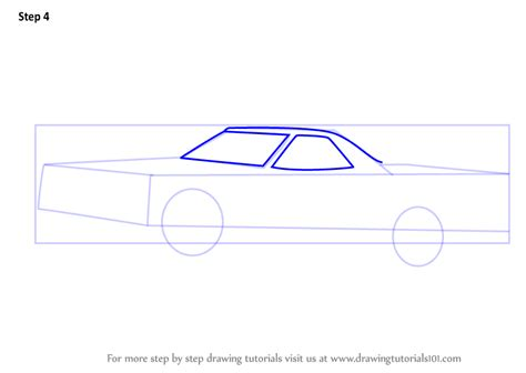 Learn How To Draw An Old Car (vintage) Step By Step