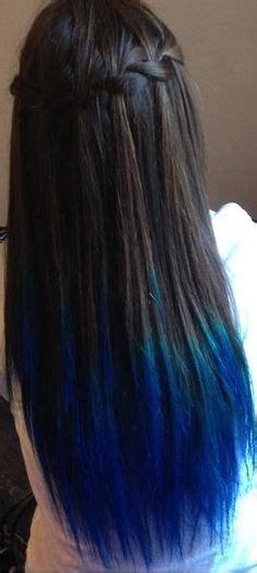 Red Dip Dye Hair Hairspiration Pinterest Dip Dye