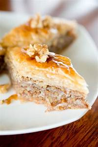 Baklava Recipe | Delicious Meets Healthy