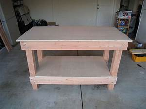 Workbench Completed - great step by step instructions
