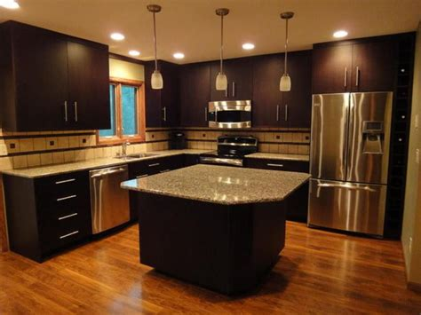 kitchen colors with dark cabinets walnut cabinet u shape kitchen cabinet kitchen colors with