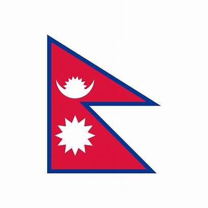 Flag Nepal Icon Np Wfd