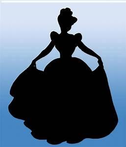 Cinderella Silhouette | www.imgkid.com - The Image Kid Has It!