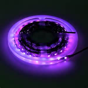 black light 395 405nm 5m uv ultraviolet 300leds 5050 smd