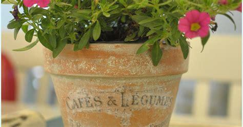 french inspired terra cotta flower pots hometalk