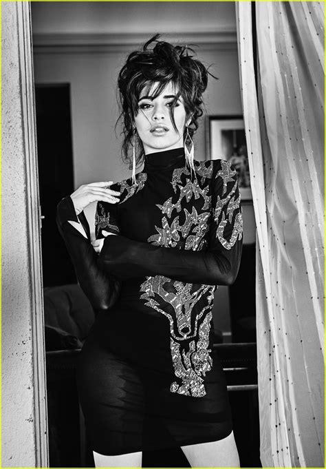 Camila Cabello Stuns New Guess Holiday Campaign Photo