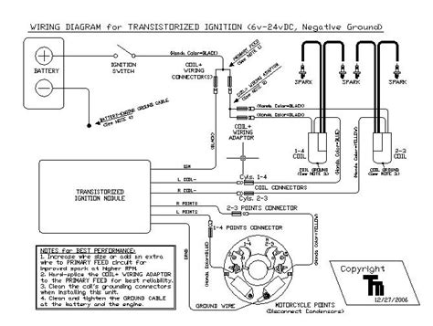 dyna s ignition system wiring diagram wiring diagram schemes