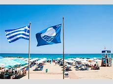 Greece Ranks 2nd in World for 2017 Blue Flag Beaches GTP