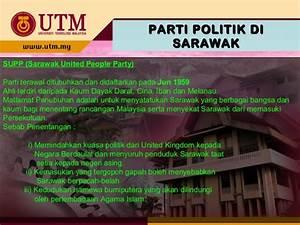 Hubungan etnik Permuafakatan Politik Di Sabah & Sarawak