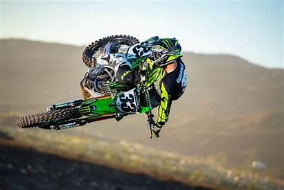 Dirt Motocross 4k Kawasaki Bikes Grant Josh