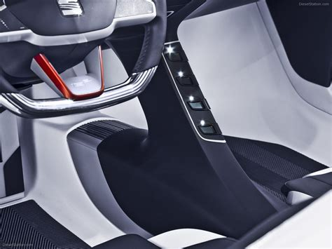 Seat Ibe Paris Concept 2018 Exotic Car Picture 25 Of 64