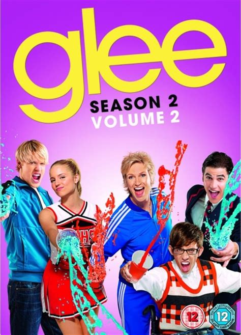 glee season  volume  dvd zavvi