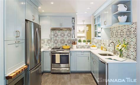 concrete kitchen tiles cement tile kitchen tile design ideas 2433
