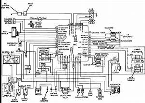 Dodge Ram 1987 D150 Wiring Diagram