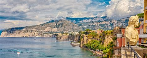 Luxury short breaks in Sorrento 2018 - Kirker Holidays