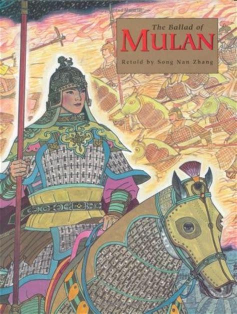 ballad  mulan  mighty girl