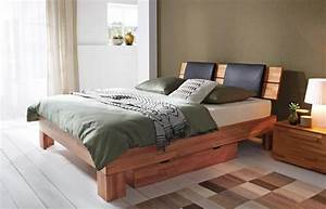 Bett 180x200 Massivholz Komforthöhe : massivholzbett bett von hasena buche massiv serie wood line ~ Bigdaddyawards.com Haus und Dekorationen