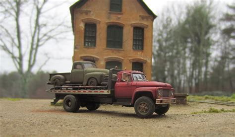 Ford F 850 by 1968 Ford F 850 Recovery Truck