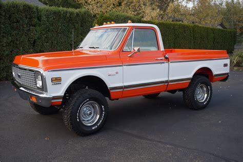 1972 Chevrolet Cheyenne 4x4 189358